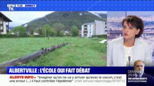 Ecole Ecole musulmane hors-contrat à Albertville: Najat Vallaud-Belkacem dénonce «l'hypocrisie et la duplicité» de Laurent Wauquiez et Gérald Darmanin