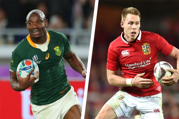 Maillot de bain Likely Lions and South Africa Take a look at groups enjoy been when compared
