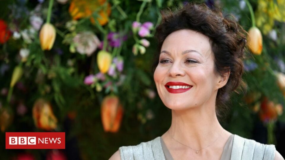 Maillot de bain Helen McCrory: Stars pay tribute to Peaky Blinders actress