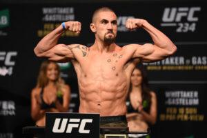 Maillot de bain Robert Whittaker vs Kelvin Gastelum date: UK start time, full fight card and dwell stream for UFC middleweight clash in Las Vegas tonight
