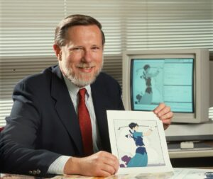Maillot de bain Founding father of Adobe And Developer of PDFs Dies At Age 81