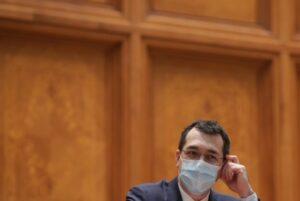 Maillot de bain Vlad Voiculescu: Am fost un susținător al lui Florin Cîțu. Încă sunt ȘOCAT