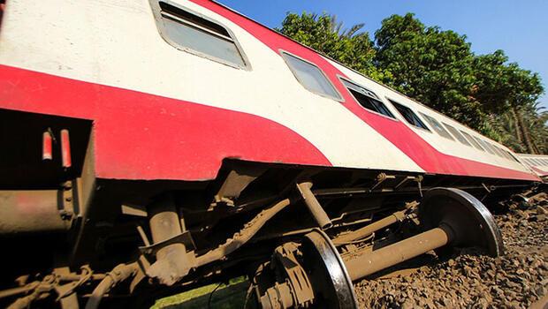 Maillot de bain Son dakika… Mısır'da tren kazası: 8 ölü, 100'den fazla yaralı