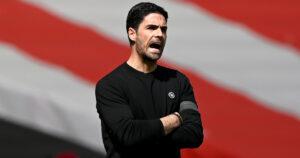 Maillot de bain Arteta announces what Arsenal followers ought to 'focal point' on; offers Lacazette change