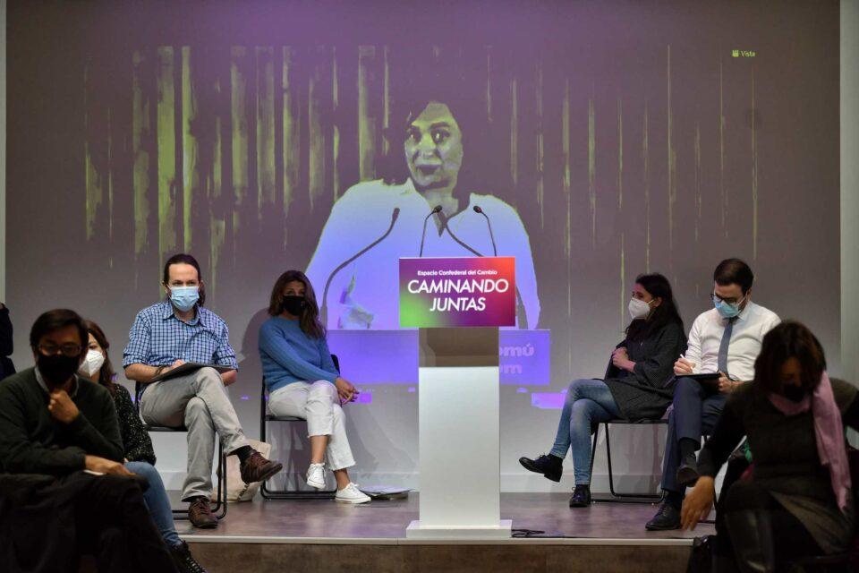 Maillot de bain De Colau a Pablo Iglesias, o cómo repartir subvenciones a afines mientras se borran de la gestión de la pandemia