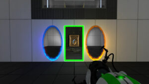 Maillot de bain The Portal Reloaded mod adds a time trek portal and 25 fresh puzzles