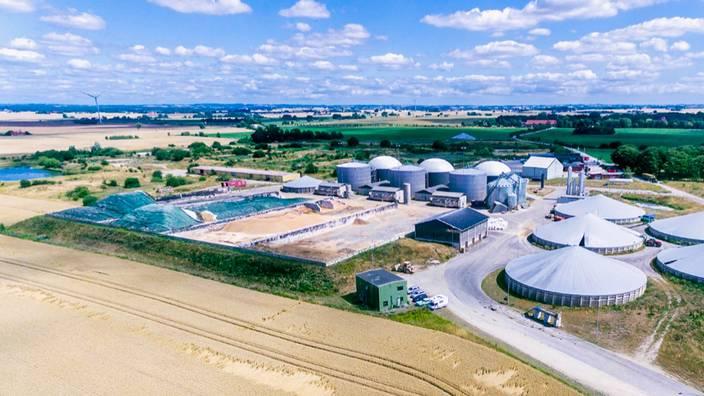 Maillot de bain Skåne blir snart självförsörjande på biogas