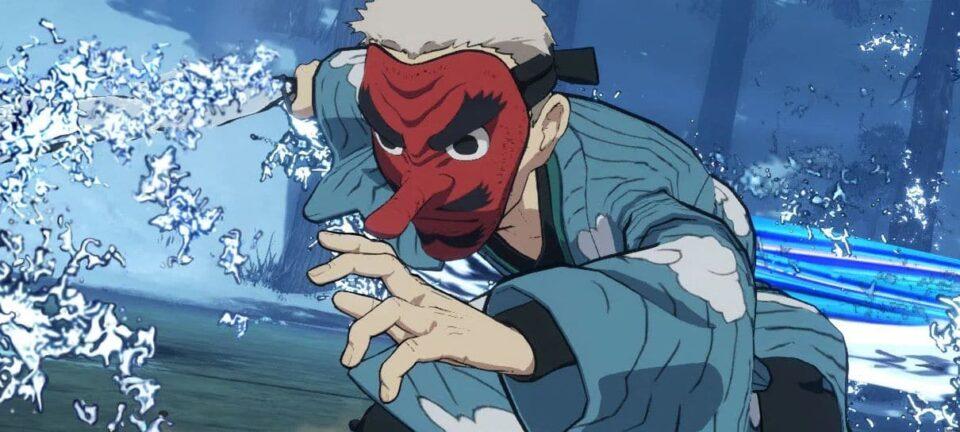 Maillot de bain Trailer enact jogo de Demon Slayer apresenta o mestre de Tanjiro como personagem jogável