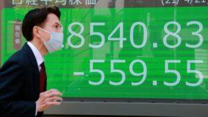 Maillot de bain Nikkei, Topix und Co.: Erholung an den Asien-Börsen