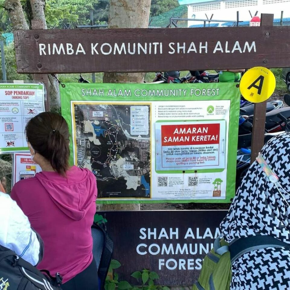 Maillot de bain Local residents inform Selangor govt to keep off Shah Alam wooded space
