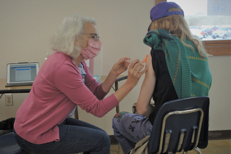 Maillot de bain Handiest One Vaccine Is OK for Older Youngsters. It's Moreover the Hardest to Snarl up in Rural America.