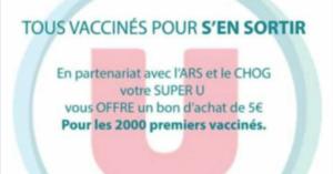 Maillot de bain Pour encourager la vaccination en Guyane, ce supermarché offre des réductions HuffPost