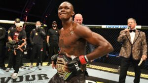 Maillot de bain UFC finalizing middleweight title fight between Israel Adesanya and Marvin Vettori, Dana White says – ESPN