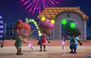 Maillot de bain Animal Crossing Unique Horizons : une nouvelle MAJ est disponible !