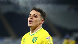 Maillot de bain Norwich correct-succor Max Aarons steadily is the superb signing for Arsenal this summer time