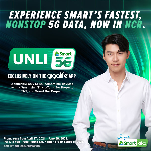 Maillot de bain Orderly launches Unli 5G as its most extremely efficient offer on its fastest technology