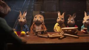 Maillot de bain Peter Rabbit 2: The Runaway Gets Unusual, Closing Trailer