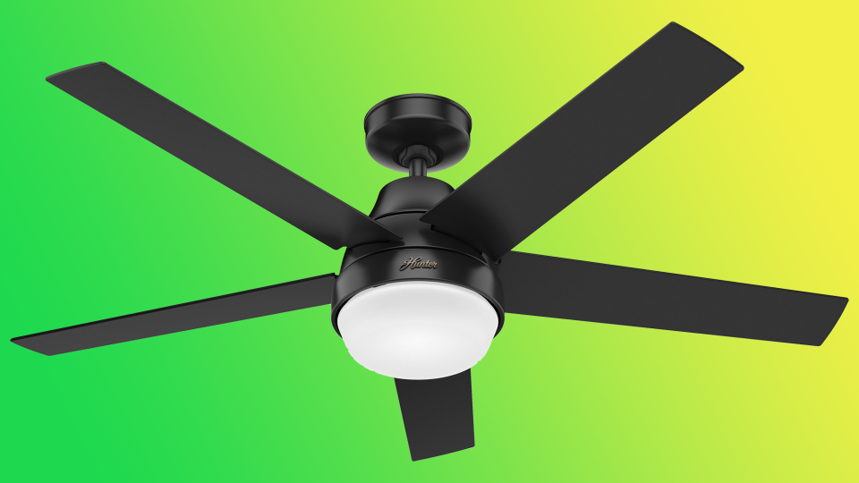 Maillot de bain Hunter Fan Firm Now Gives 15 Homekit-Enabled Ceiling Followers