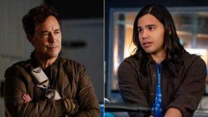 Maillot de bain CW's The Flash Loses Tom Cavanaugh And Carlos Valdes Forward of Season 8
