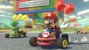 Maillot de bain Nintendo supplied 10.6 million copies of Mario Kart 8 Deluxe closing yr