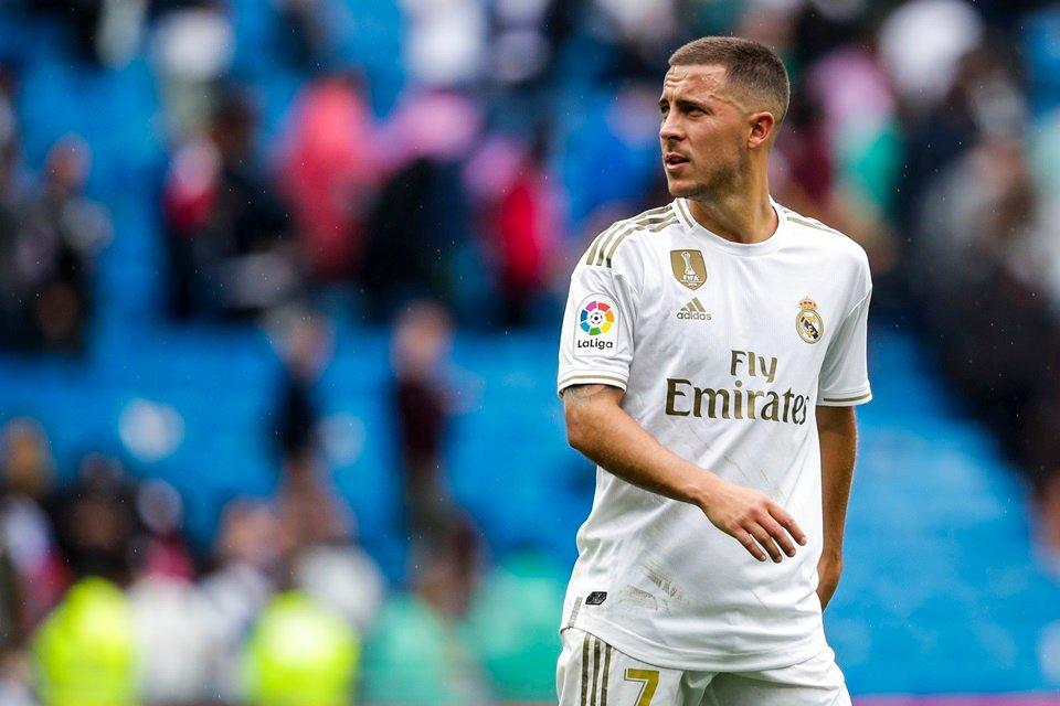Maillot de bain Atitude de Hazard após derrota originate True Madrid cria mal-estar no clube
