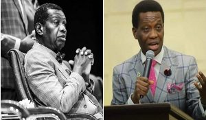 Maillot de bain Tinubu, govs, others condole with Adeboye on son's loss of life