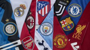 Maillot de bain Precise, Barca and Juve hit lend a hand at 'intolerable stress'
