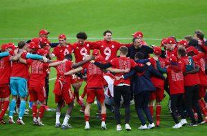 Maillot de bain Fußball-Bundesliga: Der neunte Bayern-Titel in Folge – eine Denkaufgabe für die Konkurrenz