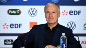 Maillot de bain 'I am not Santa Claus' – No surprises in France squad for Euros, says Deschamps – Aim.com