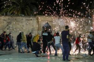 Maillot de bain Pastor Palestina Serukan Umat Kristiani Lindungi Masjid Al Aqsa