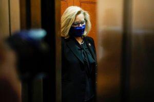 Maillot de bain Republikáni odvolali kongresmanku Cheneyovou, která hlasitě kritizovala Trumpa