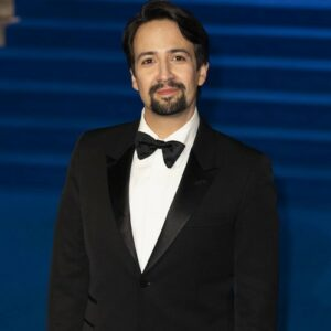 Maillot de bain Lin-Manuel Miranda watched West Aspect Memoir shoot in the route of breaks from In the Heights