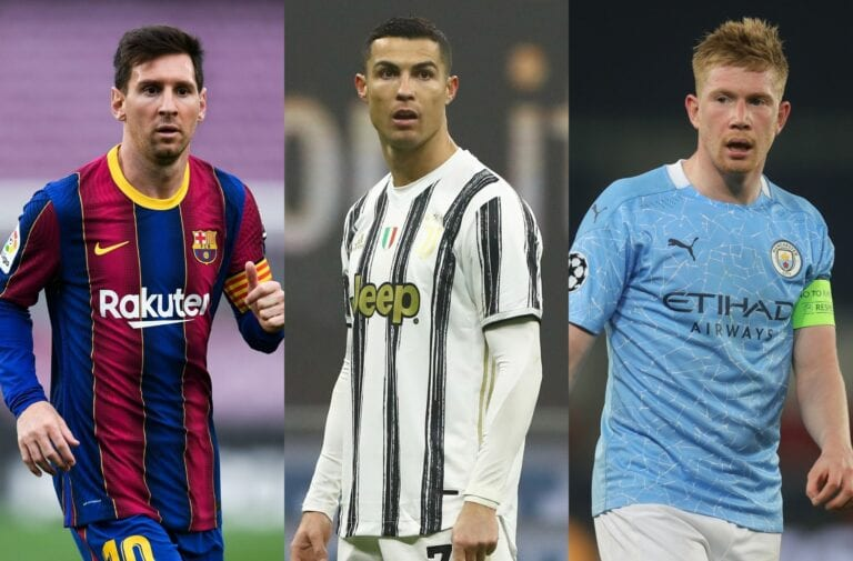 Maillot de bain The 30 most expensive football golf equipment on this planet revealed
