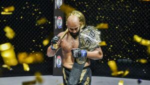 Maillot de bain Arjan Bhullar eyes double-champ reputation at ONE Championship – nevertheless no longer till he defends heavyweight title
