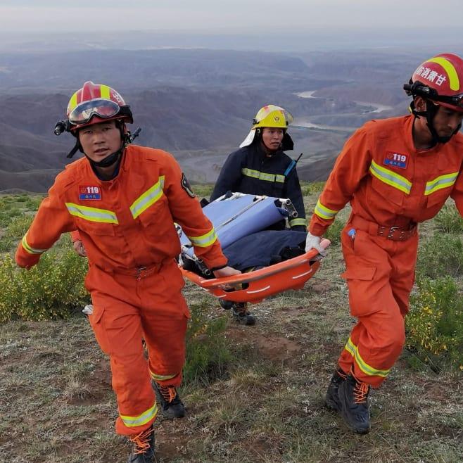 Maillot de bain Hagel, Eisregen und Sturmböen – Mindestens 21 Tote bei Marathonlauf in China