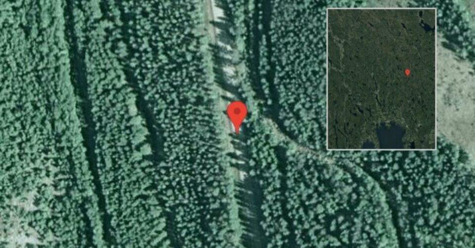 Maillot de bain JUST NU: Fordon stillastående på väg 849 — helt stopp i ett körfält