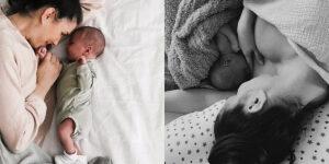 Maillot de bain Známa moderátorka sa stala len nedávno matkou. Pred pár dňami zverejnila srdcervúcu fotografiu