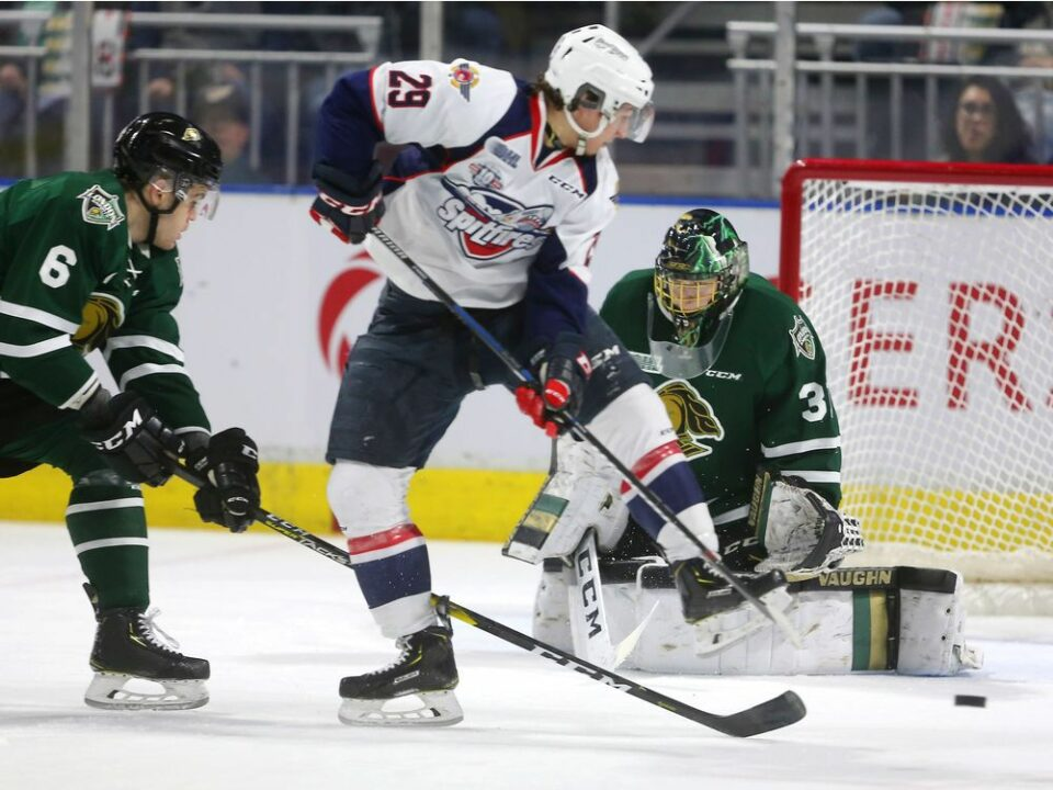 Maillot de bain Spitfires appear to procure overage candidates in location while Foudy signs entry-stage deal with Avalanche