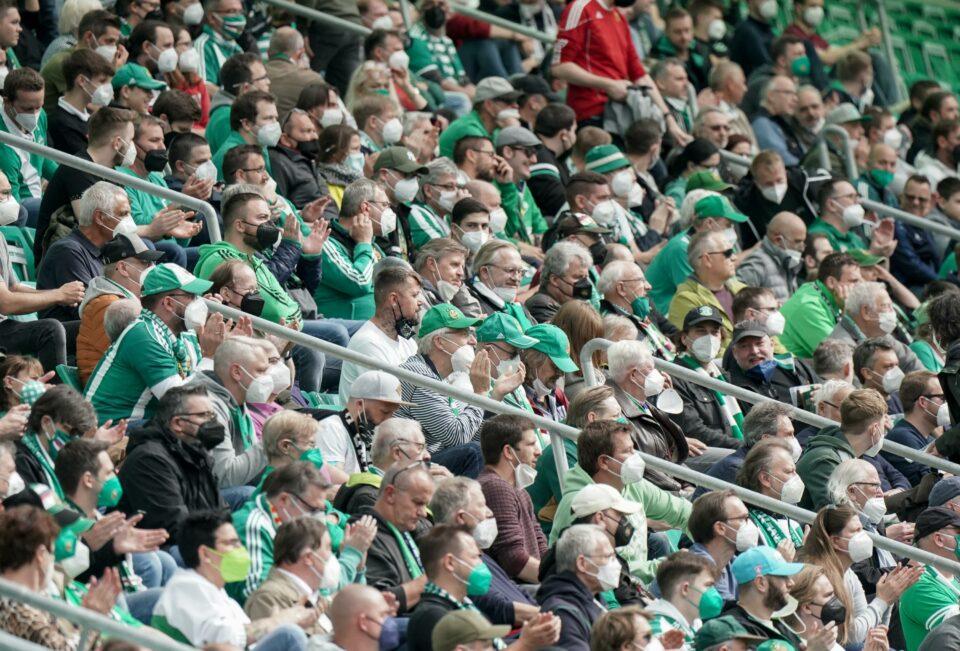 Maillot de bain Rückkehr der Fans: Ab 1. Juli sind wieder volle Stadien erlaubt