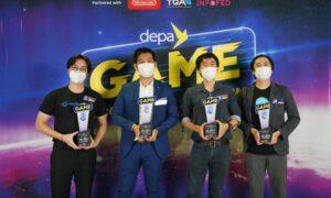 Maillot de bain ดีป้า ผนึก TGA – อินโฟเฟด ประกาศผลสุดยอด 4 ทีมพัฒนาเกมสัญชาติไทย ในโครงการ depa Sport Accelerator Program พร้อมปั้นสู่ระดับโลก