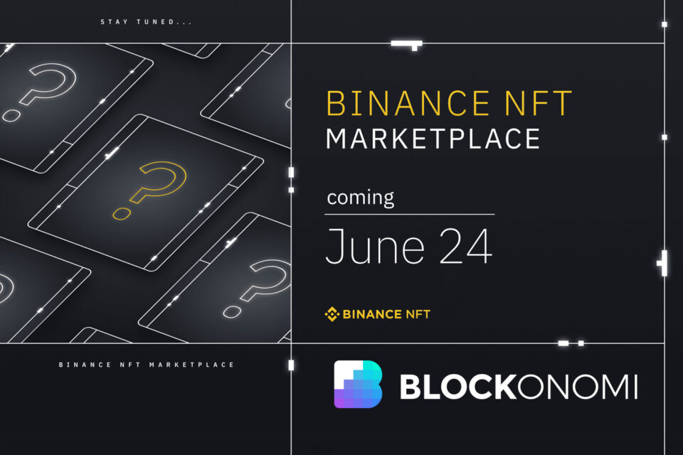 Maillot de bain Binance Announces Originate of NFT Market