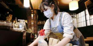 Maillot de bain Japan's April jobless rate rises to 2.8% below COVID cloud