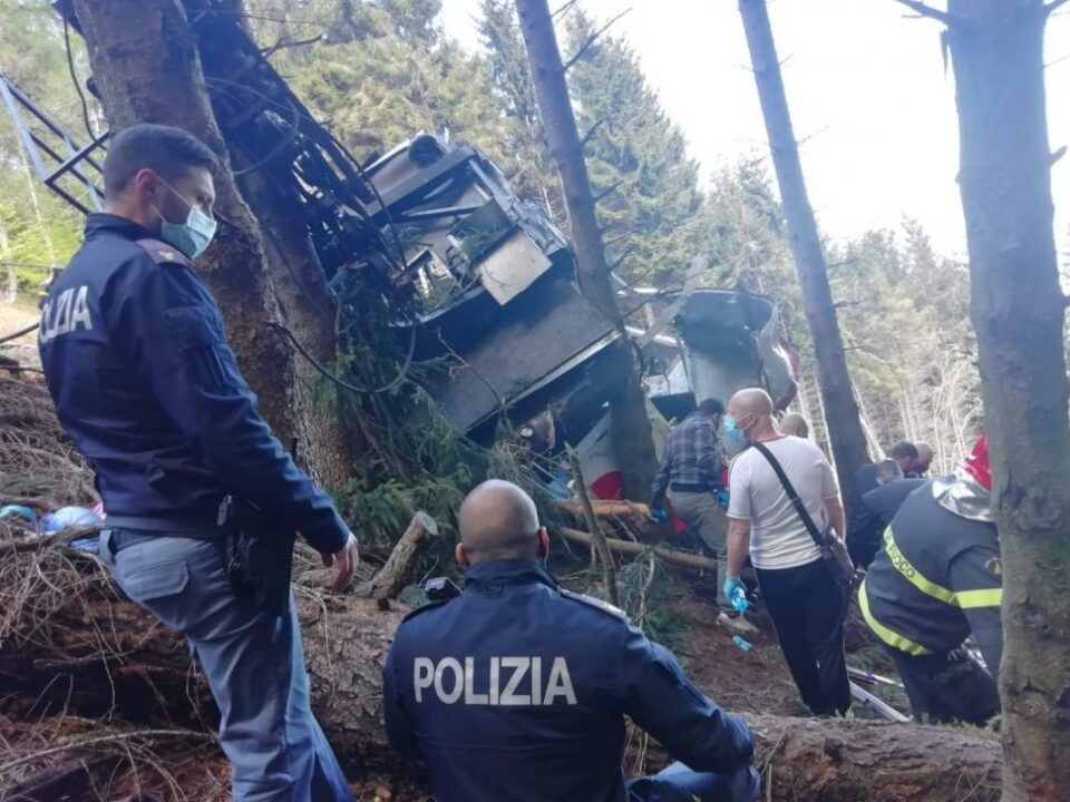 Maillot de bain Italian think releases three held in detention heart over cable automobile catastrophe, one below home arrest