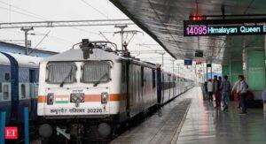 Maillot de bain Particular trains working between Alipurdwar, Delhi and Katihar, Amritsar canceled from June 1