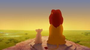 Maillot de bain Toddler's morbid 'Lion King' birthday cake depicts Mufasa's death