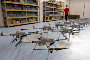 Maillot de bain Dron v Libyi zaútočil v autonomním režimu na člověka. 'Je to poprvé v historii,' uvádí zpráva OSN