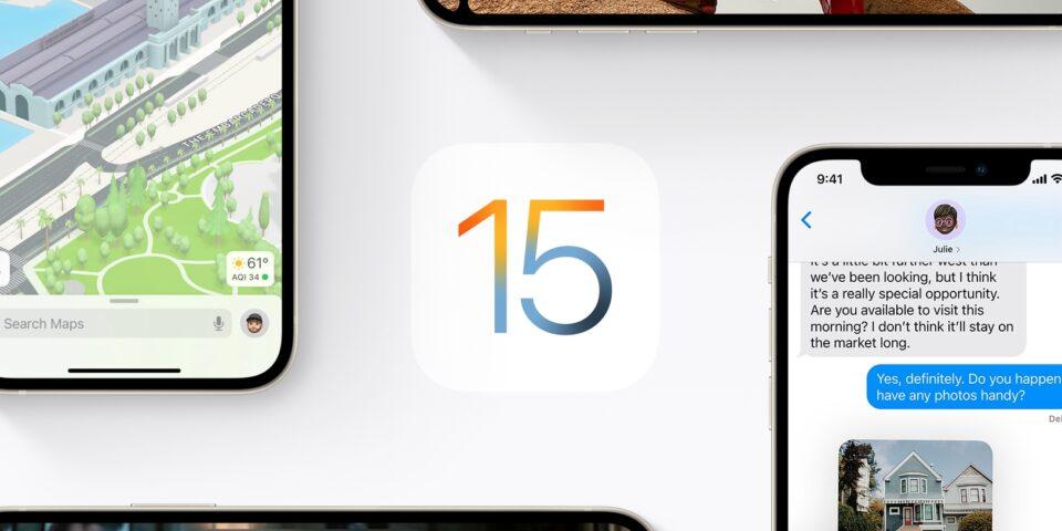 Maillot de bain iOS 15 znamená nový přístup good ample notifikacím. Apple myslí na soukromí i na stará zařízení