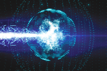 Maillot de bain Iumtek scrute les micro-particules au laser