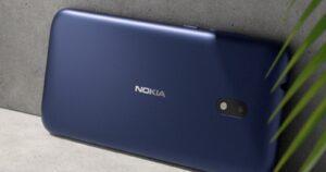 Maillot de bain Nokia C01 Plus a fost anunțat fără prea mare tam-tam astăzi; Este un telefon cu doar 1GB RAM și Android 11 Scamper Edition