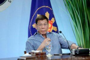 Maillot de bain Duterte silent undecided on VP speed – Palace